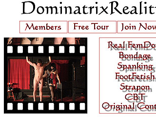 Dominatrix Reality