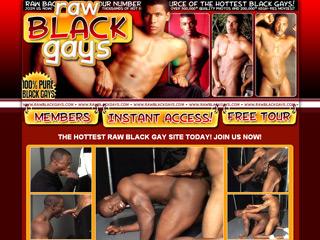 Raw Black Gays