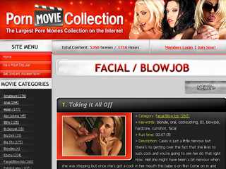 Oral Movie Collection