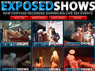 Exposed Shows