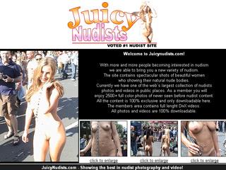 Juicy Nudists