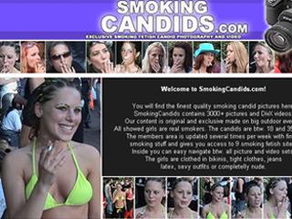 Smoking Candids