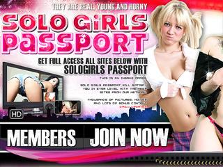 Solo Girls Passport