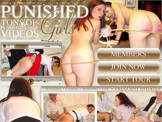 Punished Girls