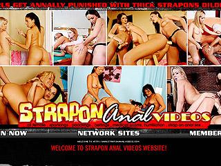 Strapon Anal Videos