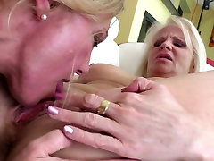 Hot mature mothers suck and fuck old BBC