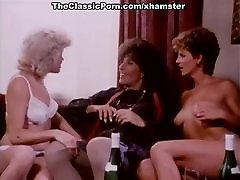 Erica Boyer, John Leslie, Rachel Ashley in vintage porn site