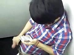 Amateur Asian teen jo