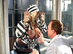 Big boobs in jail