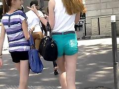 Lovely teen ass