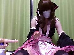 Japan cosplay cross dresse61