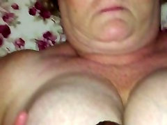 BBC TITTYFUCKING BUSTY MATURE PT3 with cumshot