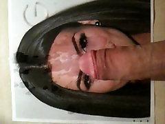 Victoria Justice Cum Tribute Facial