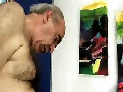 Hairy old men