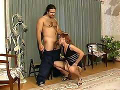 Hot Russian slim girl