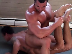 Wrestling god vs twink nude