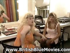 Kirstyn Halborg and Dawn Phoenix - Retro British Hardcore