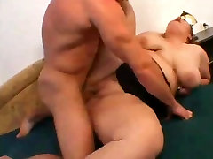 Fucked this Fat BBW with shaven Pussy I met online-1