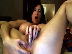 Horny Girl Fingers Ass Toys Pussy To Orgasm
