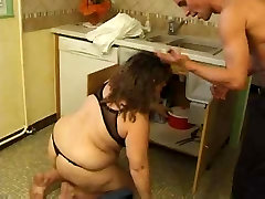 Mature BBW Gets Her Big Ass Nailed