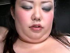 Japanese SSBBW BDSM fisted & toyed Juria