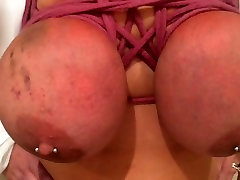 BBW HOUSEWIFE BIG TIT BONDAGE AND TORTURE
