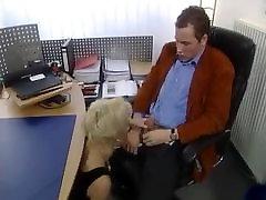 Michaela Reich - Sex in office