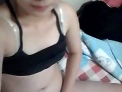 Asian Girl Marturbating