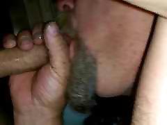 bj blowjob amateur daddy cumshot cum in mouth