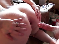 hot mature bending over for getting her ass fucked