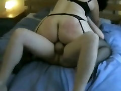 Hot Fat BBW ex GF with big ass riding my cock