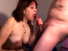 Mature Asian BlowJob - SlowMotion