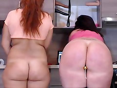 Big Ass BBW Standing Orgasm - Cam Chat