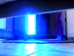Voyeur Spy Hidden Cam Solarium Bucharest Romania 1