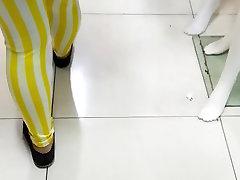 Transparent see through leggings 92