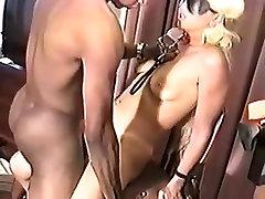 Black master&039;s white slut