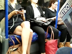 Mature legs and feet spycams