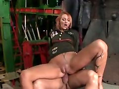 Anal pussy pumping