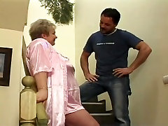 german granny big tit