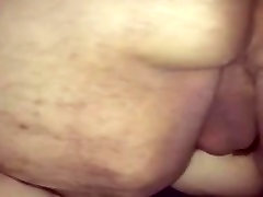 Huge ass chub shaking ass