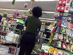Nice young black teen mom