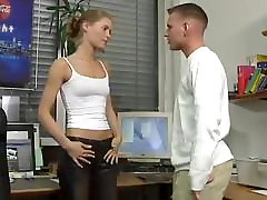 STP1 Sexy Teen Caught With Porn Gets Fucked !