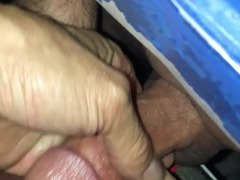 Glory hole frot