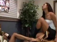 Sabrine Maui & Jasmine Byrne - Agent 69 - Scene 6