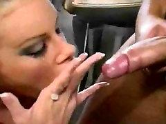 Kinky Nicole Sheridan gets rough with his foreskin swirl!