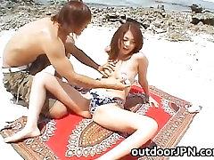 Super hot Japanese babes doing weird sex part5