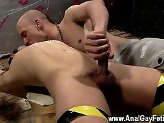 Twink video Spitting Cum In A Slaves