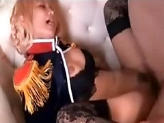 Japanese Cosplayer Pounded With Cock