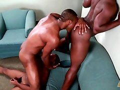 Next Door Ebony - Hot Ebony Threesome