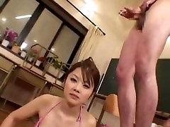 Yuka Haneda the best bukkake